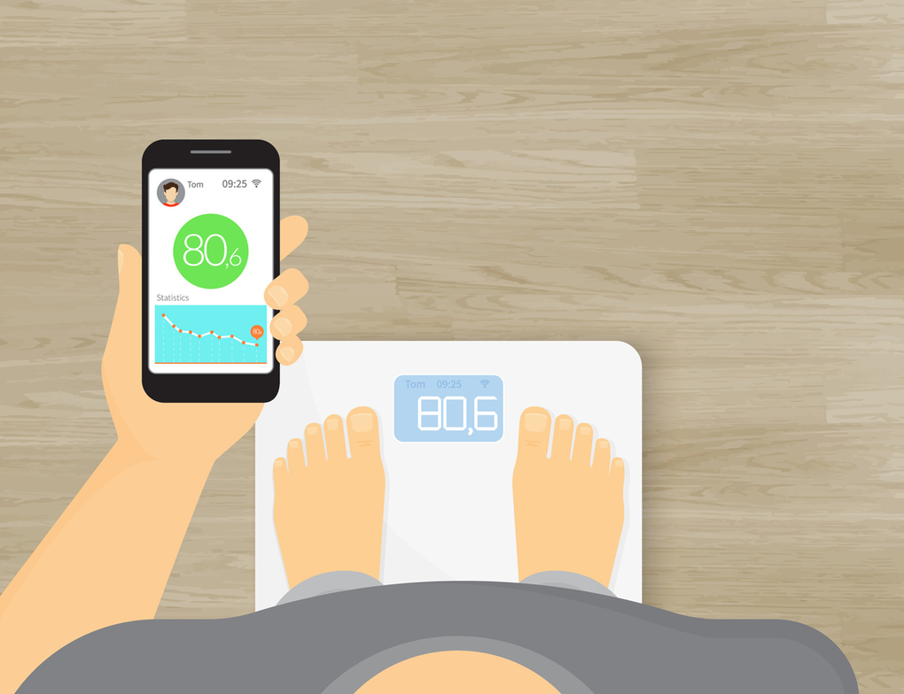 Will a weight-loss app help much? Fat chance, study shows